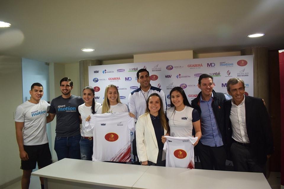 FMBV y Sportmotion firman alianza estratégica en beneficio a deportistas bolivianos